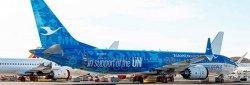 1:200 JC Wings Xiamen Airlines Boeing B 737-8MAX B-20CP