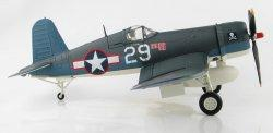 1:48 Hobby Master United States Navy Vought F4U Corsair White 29 HA8219