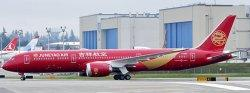 1:400 JC Wings Juneyao Airlines Boeing B 787-900 B-20EC XX4460