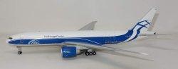 1:200 JC Wings AirBridgeCargo Boeing B 777-200 VQ-BAO