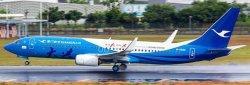 1:400 JC Wings Xiamen Airlines Boeing B 737-800 B-5656