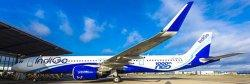 1:400 JC Wings IndiGo Airbus Industries A321-200 VT-IUH XX4480