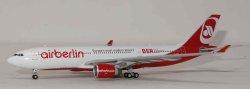1:400 JC Wings Air Berlin Airbus Industries A330-200 D-ALPI LH4206