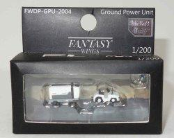 1:200 Fantasywings Airport Accessories NA Ground Power Unit NA FWDP-GPU-2004