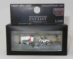 1:200 Fantasywings Swissport NA Ground Power Unit NA FWDP-GPU-2007