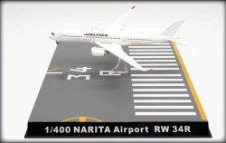 1:400 Fantasywings Airport Accessories NA Display Case NA FWDP-SC-4038