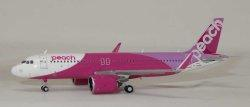 1:400 JC Wings Peach Airbus Industries A320-200 JA201P