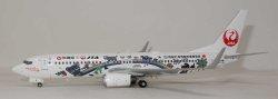 1:200 JC Wings Japan TransOcean Air Boeing B 737-800 JA11RK