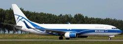 1:200 JC Wings Volga-Dnepr Airlines Boeing B 737-800 VQ-BFS