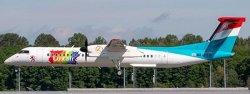1:200 JC Wings Luxair Bombardier DHC-8-400 LX-LQC