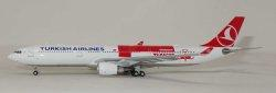 1:400 JC Wings Turkish Airlines Airbus Industries A330-300 TC-LND