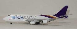 1:400 JC Wings Aerotranscargo Boeing B 747-400 ER-BBE LH4261A