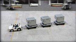 1:200 Fantasywings Blank Model NA Cargo Container NA UNLD-CG-2014