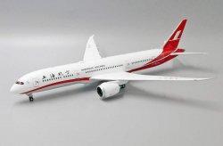 1:200 JC Wings Shanghai Airlines Boeing B 787-900 B-1113