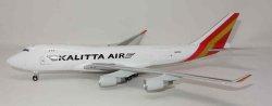 1:200 JC Wings Kalitta Air Boeing B 747-400 N403KZ