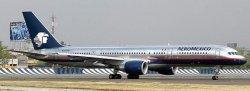 1:200 JC Wings Aeromexico Boeing B 757-200 N301AM