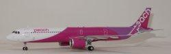 1:200 JC Wings Peach Airbus Industries A321-200 JA901P