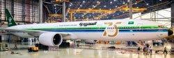 1:200 JC Wings Saudia - Saudi Arabian Airlines Boeing B 777-300 HZ-AK28