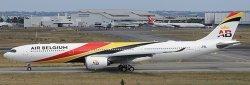 1:400 JC Wings Air Belgium Airbus Industries A330-900 OO-ABG