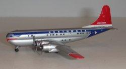 1:400 Dragon Wings Northwest Airlines Boeing B 377 Stratocruiser N74601