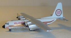 1:400 Gemini Jets Alaska Airlines Lockheed Martin C-130 Hercules N9227R