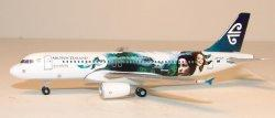 1:400 Herpa Air New Zealand Airbus Industries A320-200 ZK-OJA