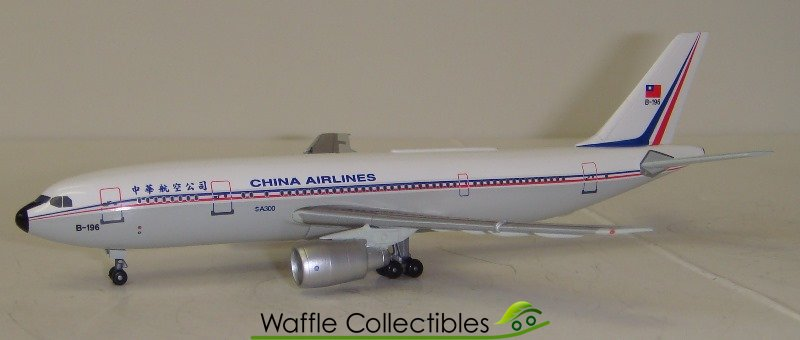 1:400 Dragon Wings China Airlines Airbus Industries A300B2 ...