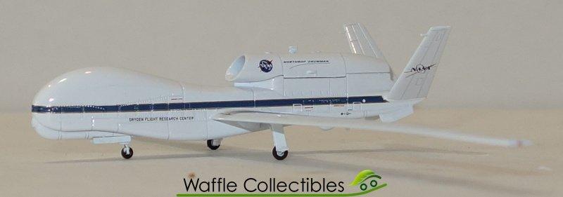 1:200 Herpa NASA Northrop Grumman RQ-4 Global Hawk 872