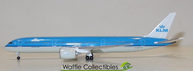 1 500 herpa klm royal dutch airlines boeing b 787 900 na