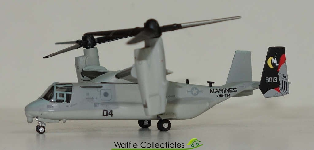 Herpa 558365-1:200 U.S Marine Corps Bell//Boeing MV-22 Osprey VMM-764