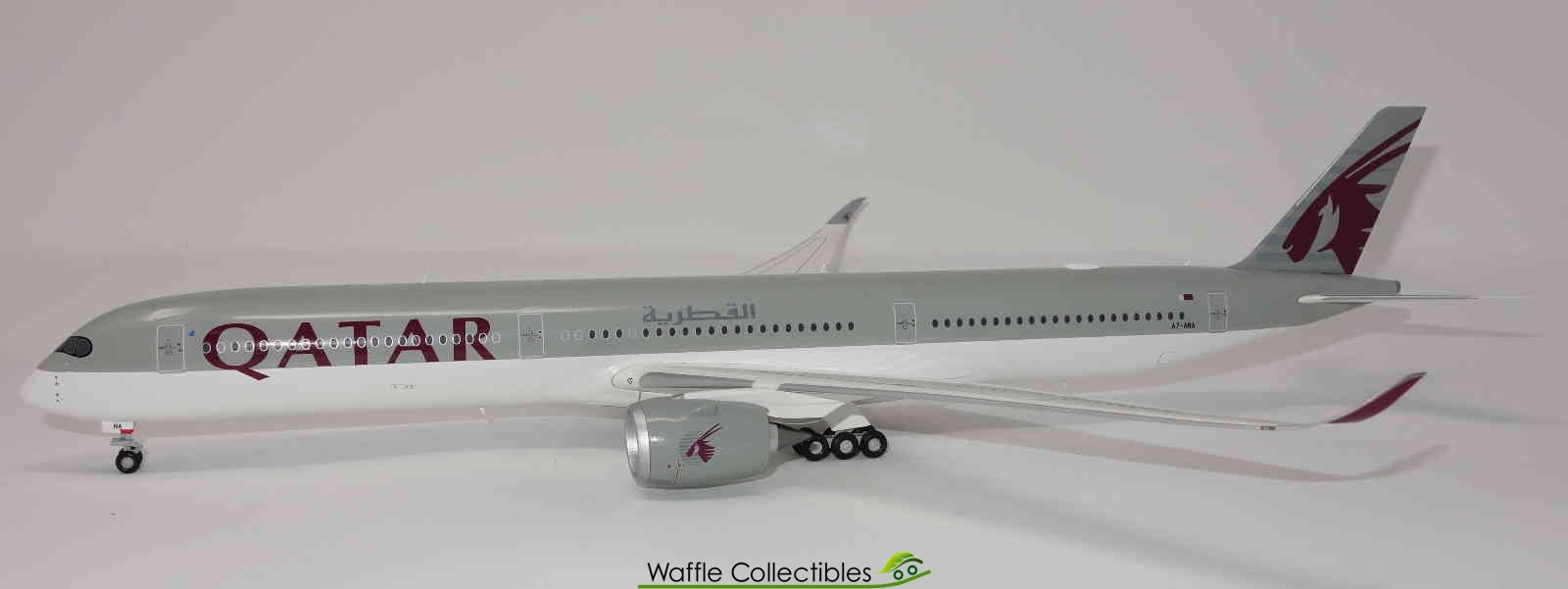 Herpa Wings 1:200 Airbus a350-1000 Qatar Airways a7-ana 559232