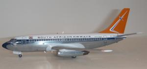 1:200 Inflight200 South African Airways Boeing B 737-200 ZS-SBM