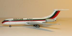 1:400 Gemini Jets Gulf Air Vickers VC-10-1100 G-ARVJ