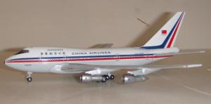 1:400 Gemini Jets China Airlines Boeing B 747SP N4522V GJCAL261