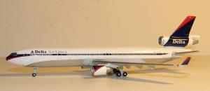 1:400 Gemini Jets Delta Air Lines McDonnell Douglas MD-11 N812DE GJDAL168
