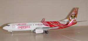 1:200 Hogan Air India Express Boeing B 737-800 VT-AXE