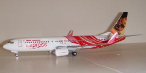 1:200 Hogan Air India Express Boeing B 737-800 VT-AXG