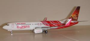 1:200 Hogan Air India Express Boeing B 737-800 VT-AXJ