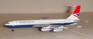 1:400 Aeroclassics British Airways Boeing B 707-400 G-APFI AC18028