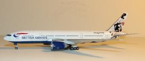 1:400 Gemini Jets British Airways Boeing B 777-200 G-VIIT GJBAW257