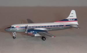 1:400 Aeroclassics Delta Chicago & Southern Air Lines Convair CV-440 N4809C