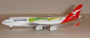 1:500 Herpa Qantas Airways Boeing B 747-400 VH-OJS