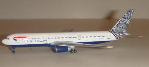 1:500 Herpa British Airways Boeing B 767-300 G-BZHC 504348