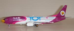1:200 Phoenix Models Nok Air Boeing B 737-400 HS-TDB