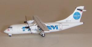 1:400 Gemini Jets Pan Am Express Aerospatiale / Aeritalia ATR-42 N4201G