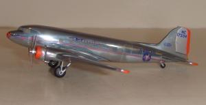 1:200 Hogan American Airlines Douglas DC-3 NC21798