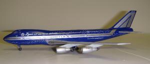 1:400 Dragon Wings Alitalia Boeing B 747-200 I-DEMF 55082