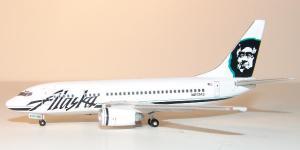 1:400 Gemini Jets Alaska Airlines Boeing B 737-700 N613AS GJASA381