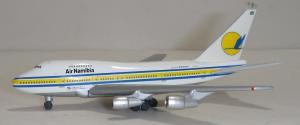 1:500 Herpa Air Namibia Boeing B 747SP V5-SPF 502573