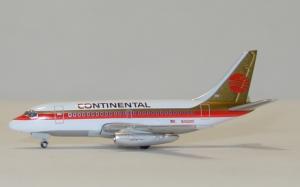 1:500 Herpa Continental Airlines Boeing B 737-100 N20205 523981